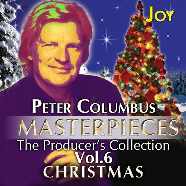 Masterpieces The Producer's Collection Peter Columbus Vol.6 Christmas