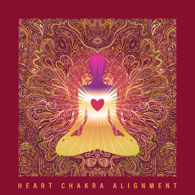 Heart Chakra Alignment: Valentine's Chakra Meditation for Healing, Opening Anahata, Wellspring of Love, Warmth, Compassion
