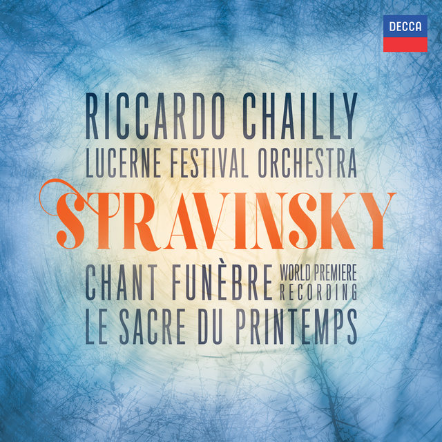 Stravinsky: The Rite of Spring; Scherzo fantastique, Chant funèbre; Faun & Shepherdess (Dolby Atmos)