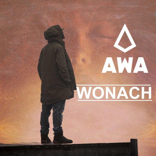 Cover art for album Wonach by Awa
