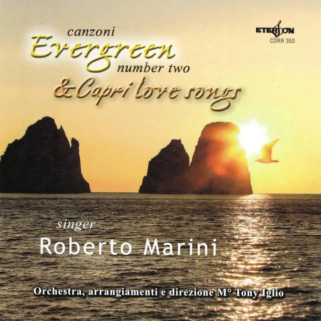 Canzoni Evergreen Number 2 & Capri Love Songs