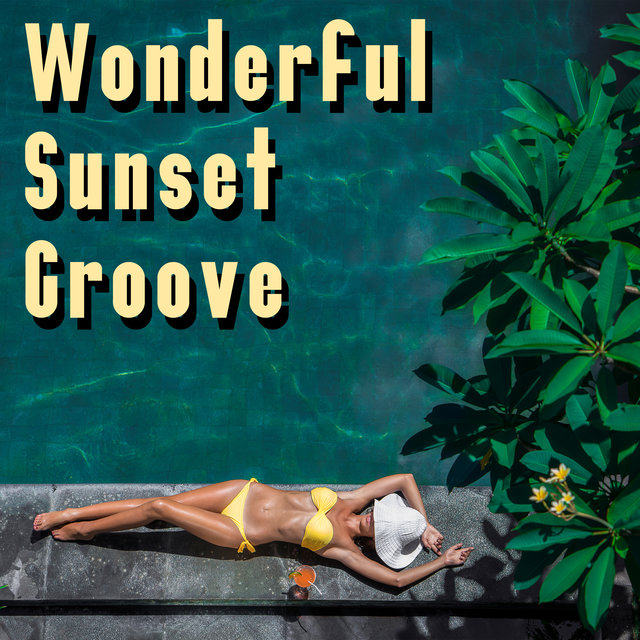 Wonderful Sunset Groove - Brilliant Chillout Music Dedicated to Summer 2020, Tropical Party, Ambient Relaxation, Under the Palms, Beach Bar, White Sand, Leave the Future Behind, Forget about Worries