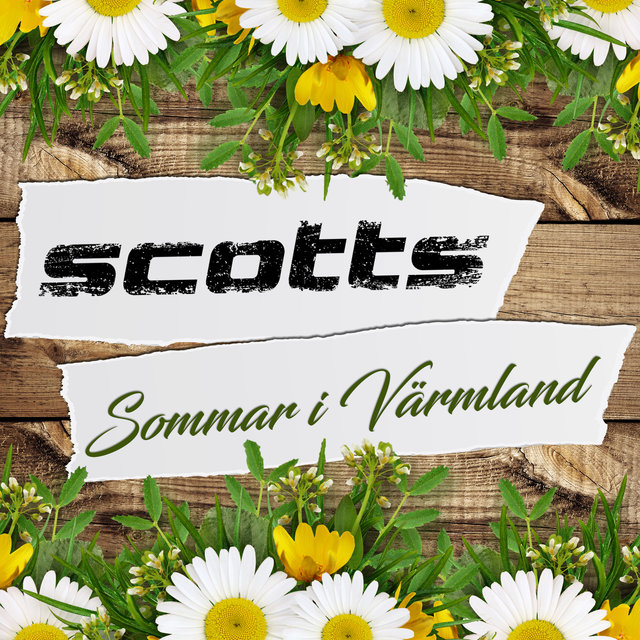 Cover art for album  by Scotts