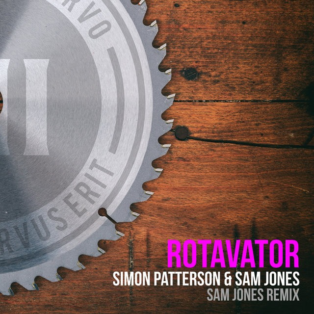 Rotavator (Sam Jones Remix)