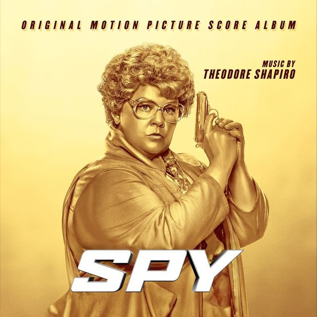 Spy (Original Score Album)