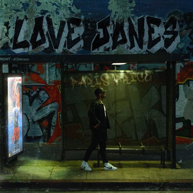 Cover art for album Love Jones by Paris Price, Dende