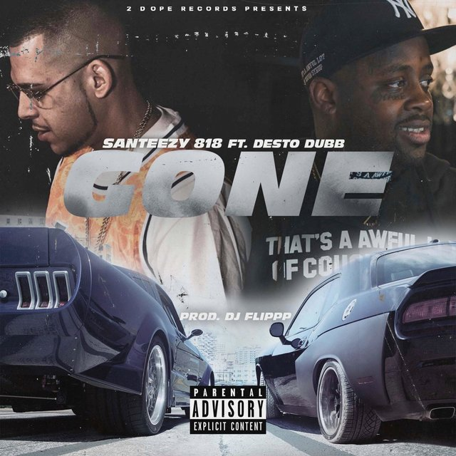 Gone (feat. Desto Dubb)