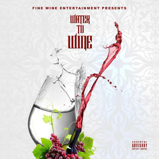 Cover art for album Water to Wine by Wine