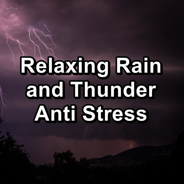 Relaxing Rain and Thunder Anti Stress