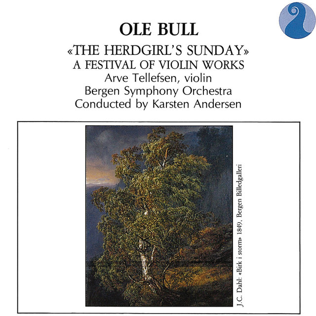 Bull: The Herdgirl's Sunday - A Festival Of Violin Works