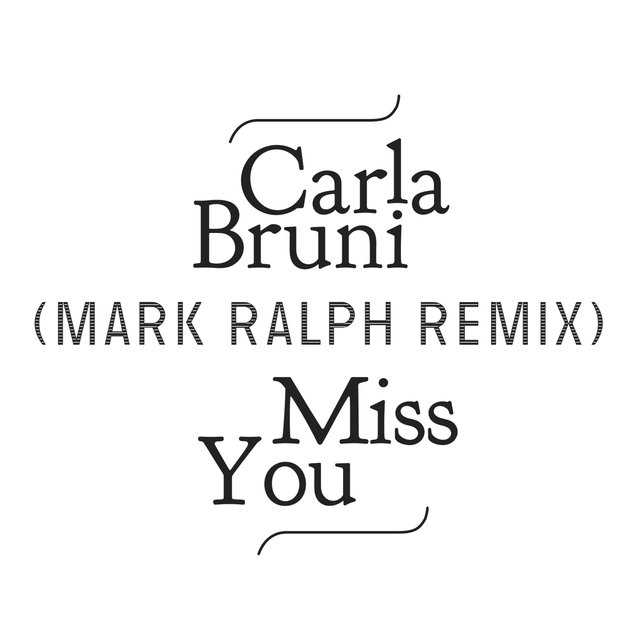 Miss You (Mark Ralph Remix)