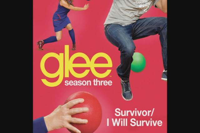Survivor / I Will Survive (Glee Cast Version) (Cover Image Version)