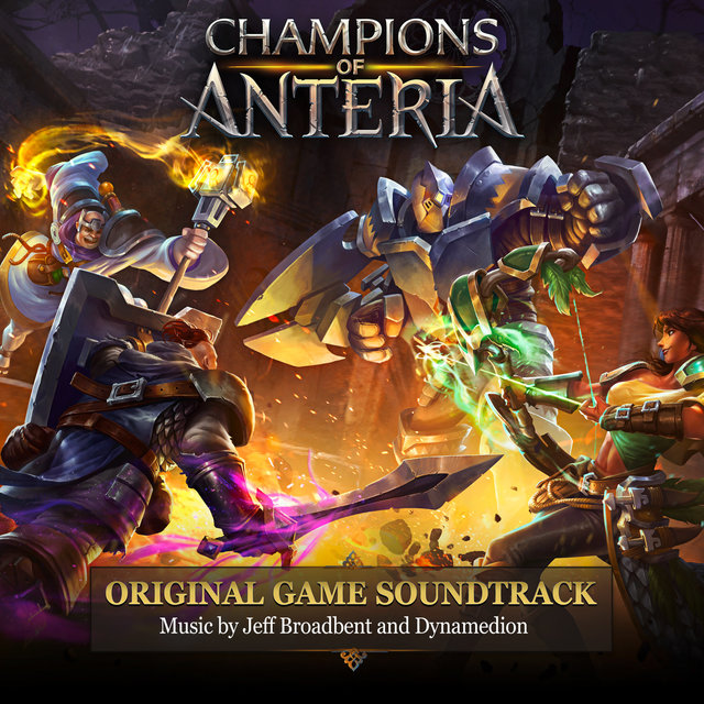 Champions of Anteria (Original Game Soundtrack)
