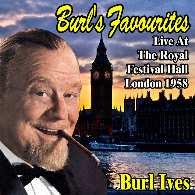 Burl's Favourites : Live at The Royal Festival Hall, London, 1958