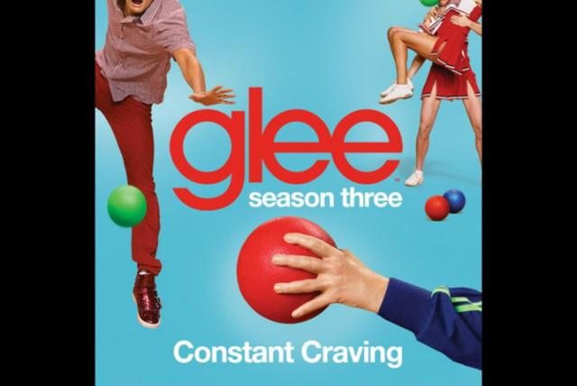 Constant Craving (Glee Cast Version) (Cover Image Version)