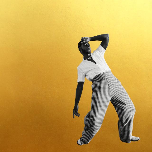 Cover art for album Gold-Diggers Sound by Leon Bridges