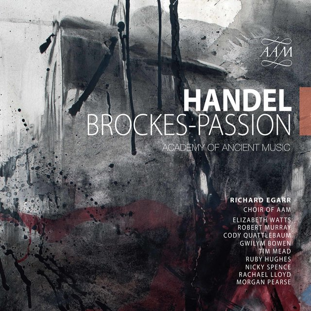 Handel: Brockes-Passion, HWV 48