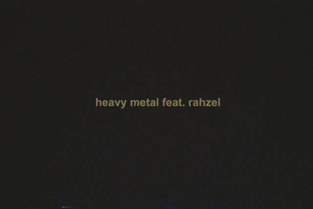 heavy metal (Lyric Video)