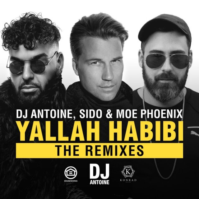 Yallah Habibi (The Remixes)