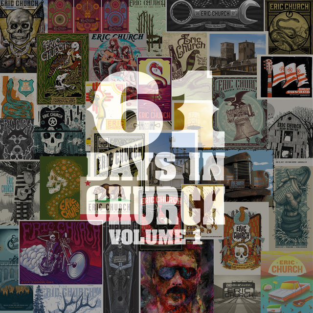 61 Days In Church Volume 1