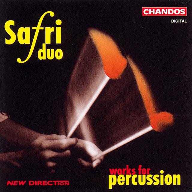 Koppel / Fuzzy / Norgard / Pape / Miki: Works for Percussion