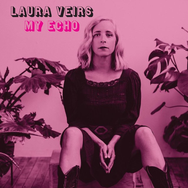 Cover art for album My Echo by Laura Veirs