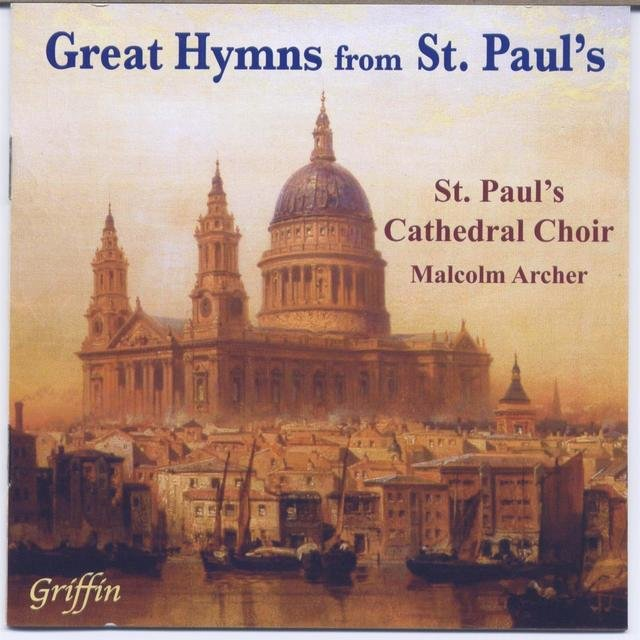 22 Great Hymns from St. Paul's