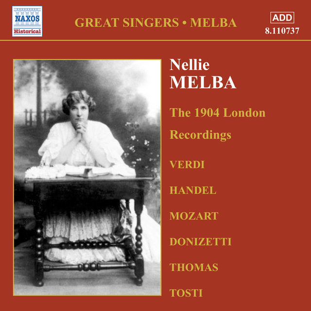 Melba, Nellie: London Recordings (1904)