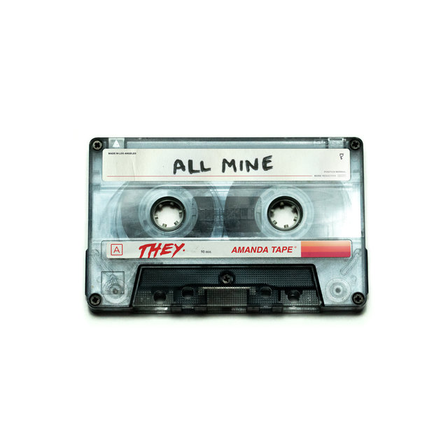 Cover art for album All Mine by THEY.
