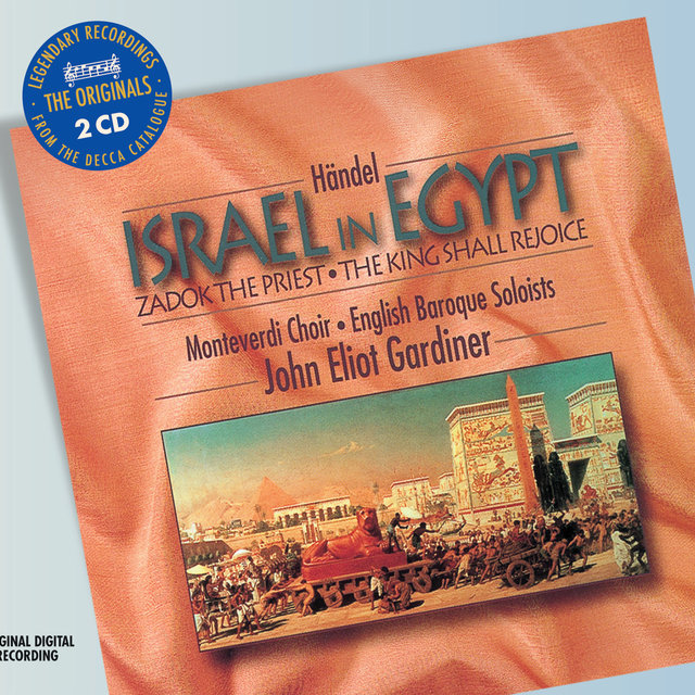Handel: Israel in Egypt etc