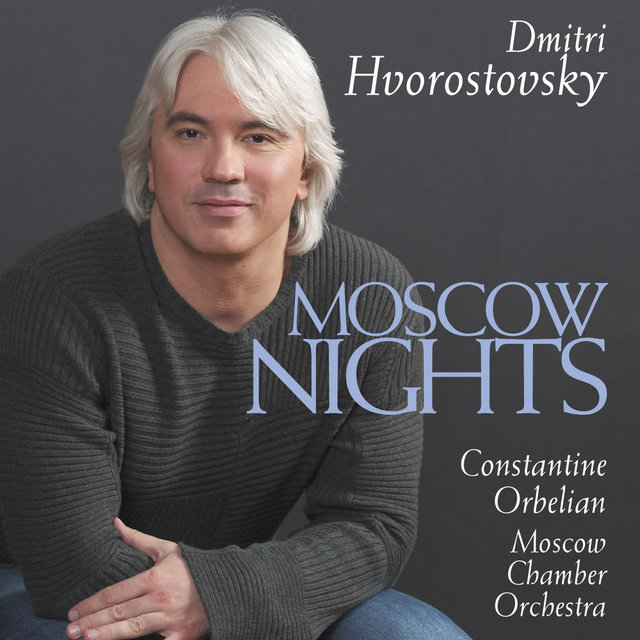 Hvorostovsky, D.: Russian Songs (Moscow Nights)