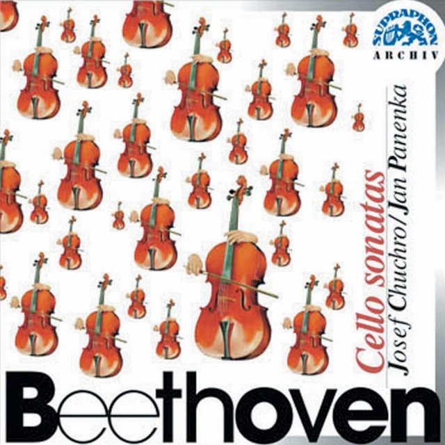 Beethoven: Cello Sonatas Nos. 1-5