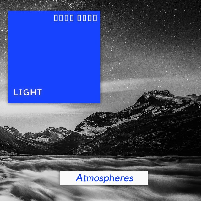 # 1 Album: Light Atmospheres