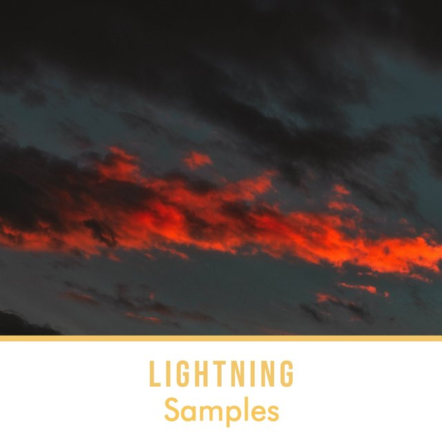 Natural Lightning Background Samples