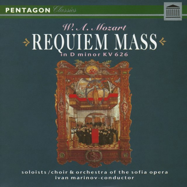 Mozart: Requiem Mass in D Minor