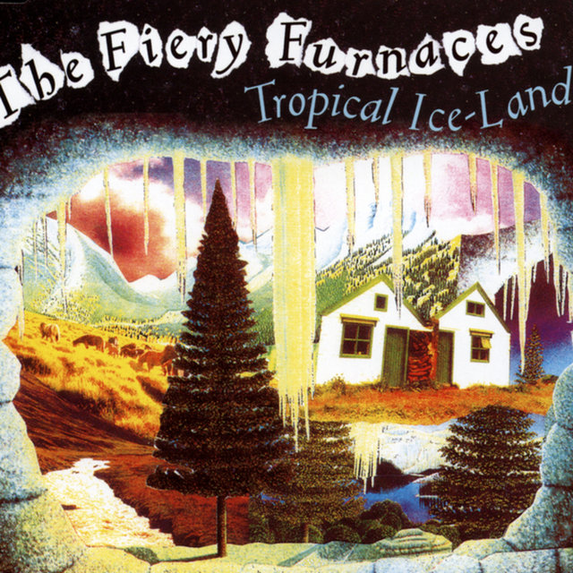 Tropical Ice-Land