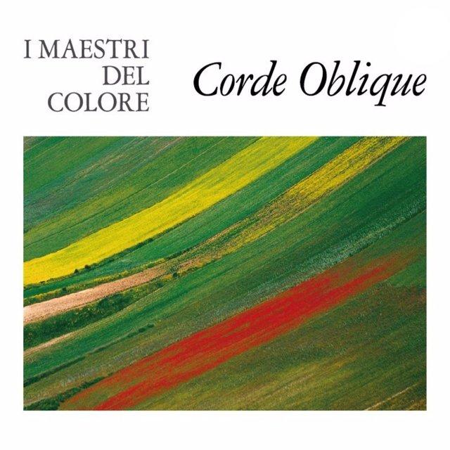 Cover art for album I maestri del colore by Corde Oblique