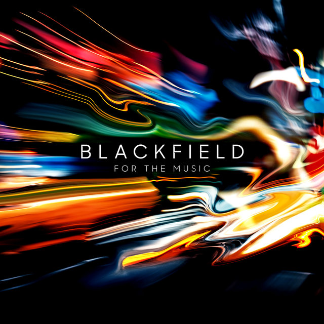Cover art for album For the Music by Blackfield