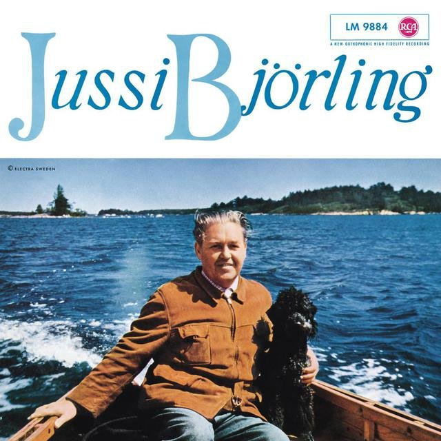 Jussi Björling (Swedish Songs)