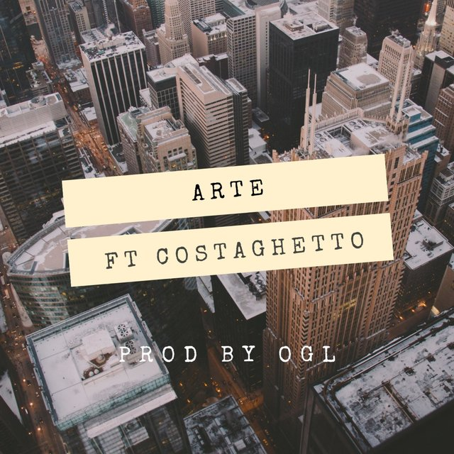 Arte (feat. CostaGhetto)