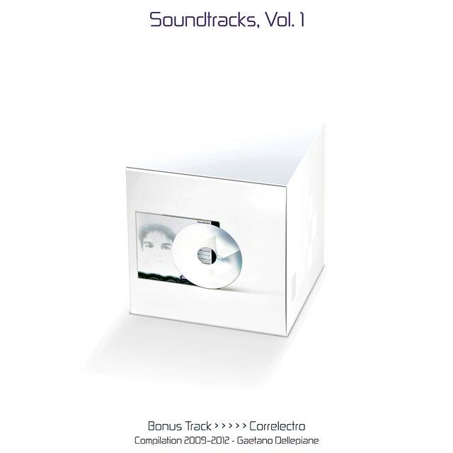 Cover art for album Soundtracks, Vol. 1 by Gaetano Dellepiane