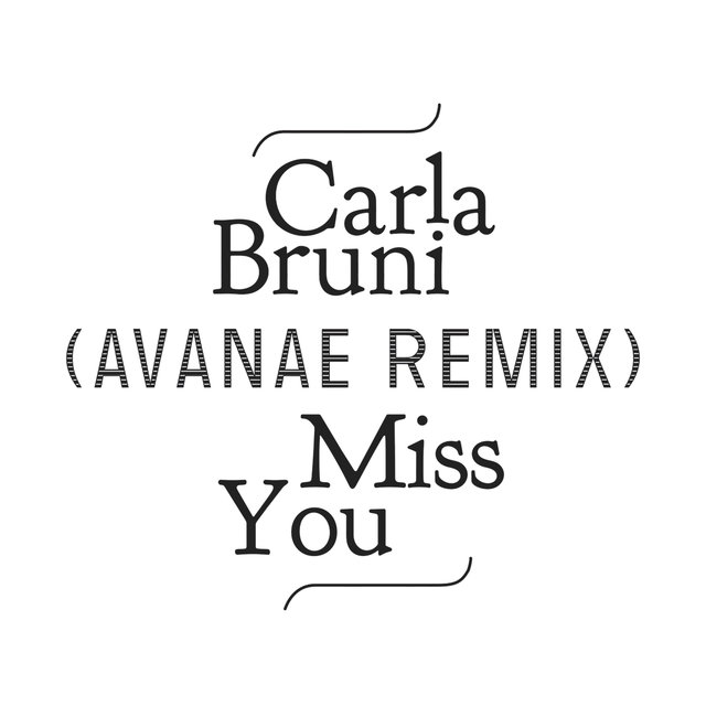 Miss You (Avanae Remix)