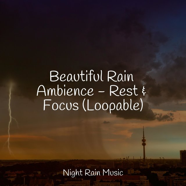 Beautiful Rain Ambience - Rest & Focus (Loopable)