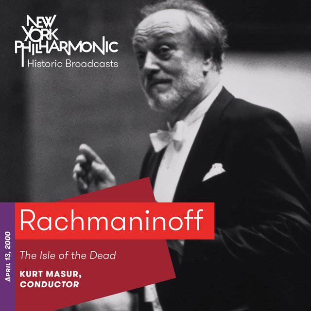 Rachmaninoff: The Isle of the Dead (Recorded 2000)