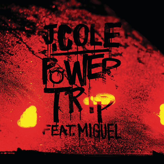 Cover art for album Power Trip by J. Cole, Miguel