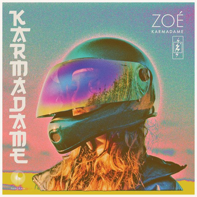 Cover art for album  by Zoé