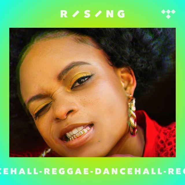 Cover art for album TIDAL Rising: Dancehall/Reggae by TIDAL
