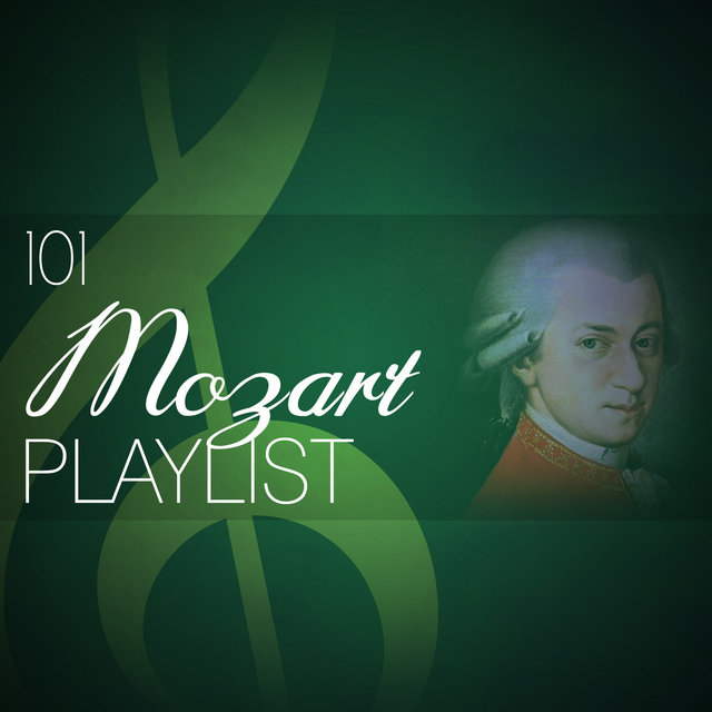 101 Mozart Playlist