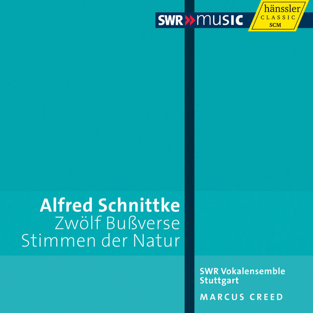 Schnittke: Penitential Psalms - Voices of Nature