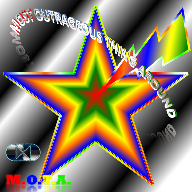 Cover art for album M.O.T.A. by Cali Crazed